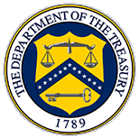 United States Department of the Treasury Seal
